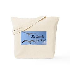 Reusable but Entertaining Bag Tote Bag