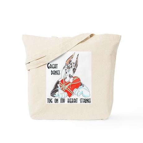 C H Tug Tote Bag