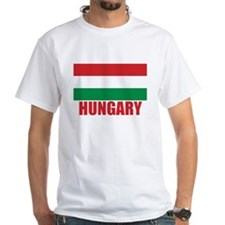 Hungary Flag Shirt