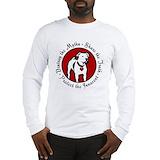 Pit bull Long Sleeve T Shirts