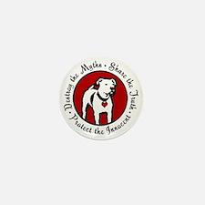 Response-a-Bull Rescue Logo Mini Button