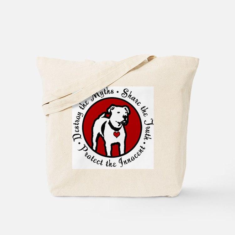 Response-a-Bull Rescue Logo Tote Bag