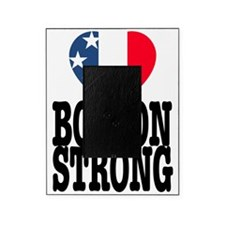 Boston Strong USA Heart Picture Frame