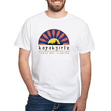 Kayakgirlz Logo / Cartoon Shirt