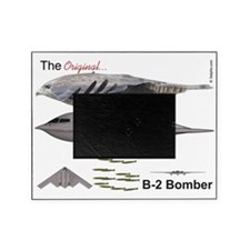 B-2 Stealth Bomber Picture Frame