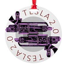 Tesla 2.0 Ornament