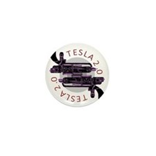 Tesla 2.0 Mini Button
