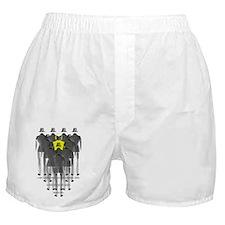 hg34_headphones Boxer Shorts