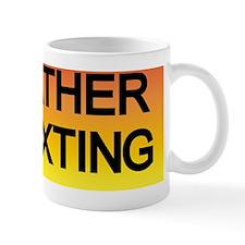 Texting Mug