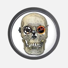 Gear Head Wall Clock