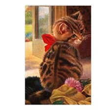 tvk_clipboard Postcards (Package of 8)