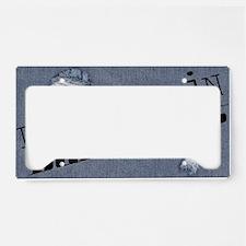 fibj_Cocktail Platter 744_H_F License Plate Holder