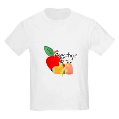 Preschool Grad Kids Light T-Shirt