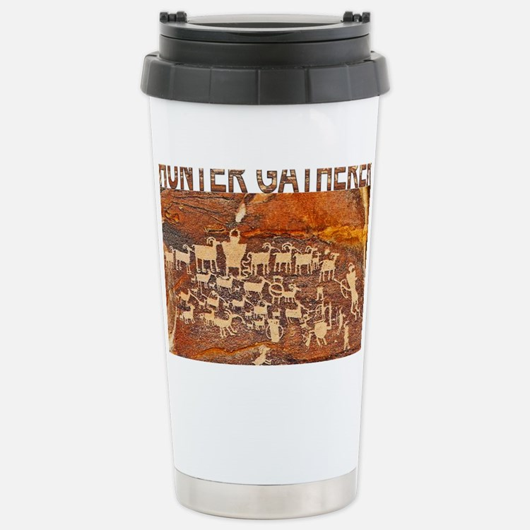 Hunter Gatherer Primiti Stainless Steel Travel Mug