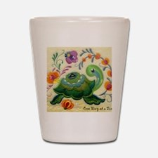 ODAT One day at a time Shot Glass
