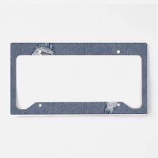 fibj_pillow_case License Plate Holder