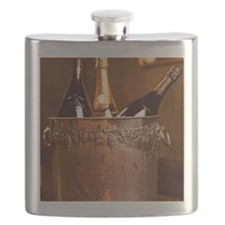 Bucket of Champagne Flask