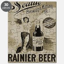 Ranier Beer Puzzle