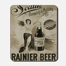 Ranier Beer Mousepad