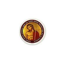 Jesus Prayer - Bridegroom Icon Mini Button
