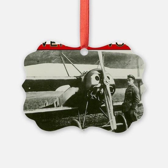 Werner Voss Ornament