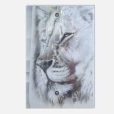 White Lion photo Postcards (Package of 8)