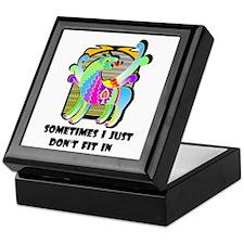 DON;T FIT IN Keepsake Box