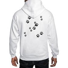 Dog Paws Hoodie