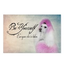 Be Yourself Postcards (Package of 8)