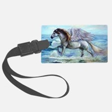 Pegasus Oceanus Luggage Tag