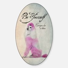 Be Yourself Decal
