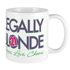 Legally Blonde 21 Mug