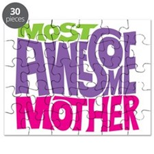 MOST AWESOME MOM Puzzle