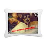 Chihuahua Rectangle Canvas Pillows