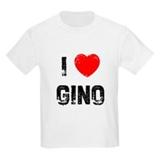 I * Gino T-Shirt
