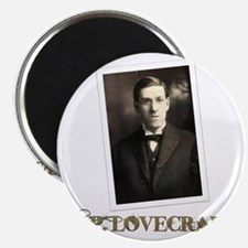 HP Lovecraft Magnet