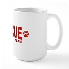 Animal Rescue Team Red Mug
