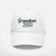 Grandma 2013 Baseball Baseball Cap