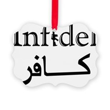 Infidel Ornament