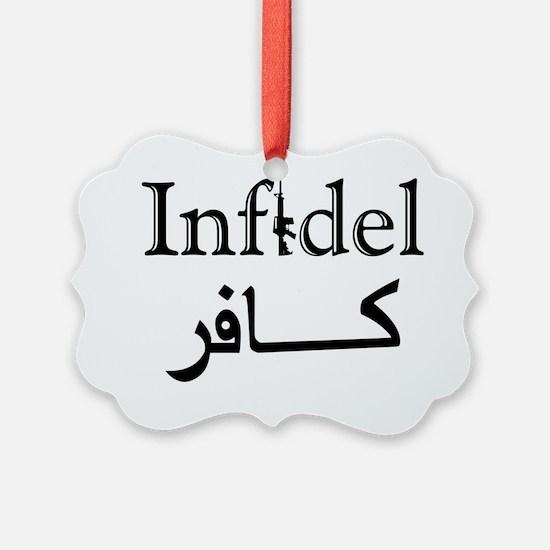 Infidel Ornament