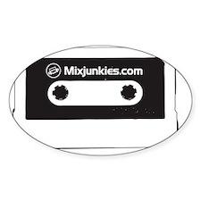 Mixjunkies Mixtape Decal