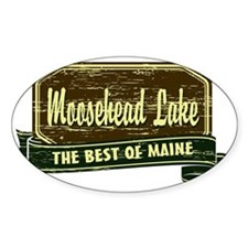 The Best of Maine Decal