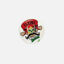 Cheststache Kid Nacho Mustacho T-Shirt Mini Button
