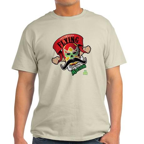 Cheststache Kid Nacho Mustacho T-Shi Light T-Shirt