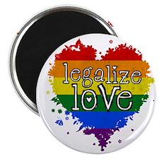 Legalize Love Magnet