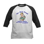 Ron Paul for Pres. Kids Baseball Jersey