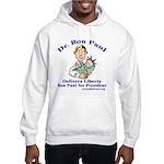 Ron Paul for Pres. Hooded Sweatshirt
