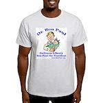 Ron Paul for Pres. Light T-Shirt