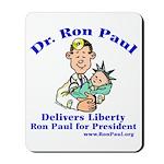 Ron Paul for Pres. Mousepad