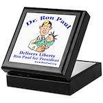 Ron Paul for Pres. Keepsake Box